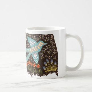 Scissortail Oklahoma Coffee Mug