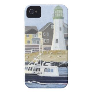 Scituate Harbor iPhone 4 Case-Mate Case