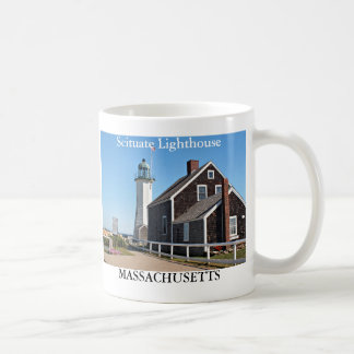 Scituate Lighthouse, Massachusetts Mug