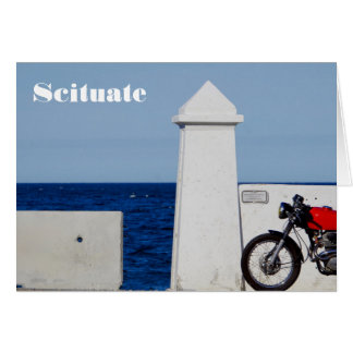 Scituate Massachusetts Greeting Card