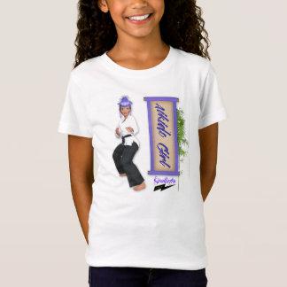 """Scolletta """"Aikido Girl"""" Babydoll T T-Shirt"""