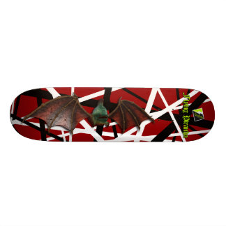 "Scolletta ""Flying Piranha"" Deck 036 19.7 Cm Skateboard Deck"