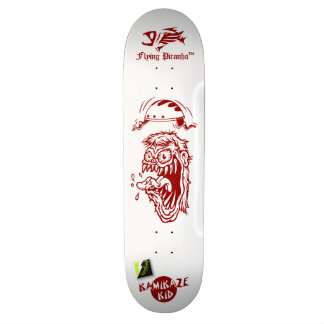 "Scolletta ""Kamikaze Kid"" Deck 102 Skate Boards"