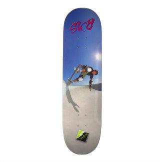 "Scolletta ""SK8"" Deck 103 20.6 Cm Skateboard Deck"