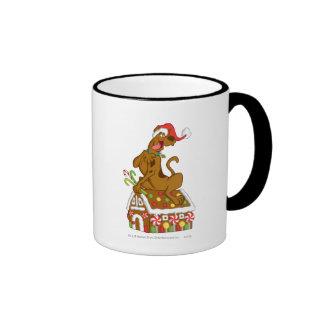 Scooby and Gingerbread House Coffee Mug