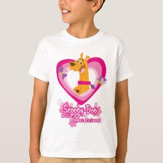 Scooby Doo A Girls Best Friend Tee Shirt