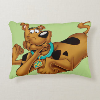 Scooby Doo Airbrush Pose 13 Decorative Cushion