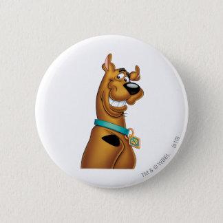 Scooby Doo Airbrush Pose 22 6 Cm Round Badge