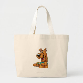 Scooby Doo Airbrush Pose 23 Jumbo Tote Bag