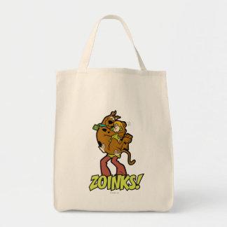 Scooby-Doo and Shaggy Zoinks!