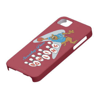 "Scooby Doo ""Bowling""1 iPhone 5 Cases"