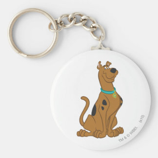 Scooby Doo | Classic Pose Key Ring