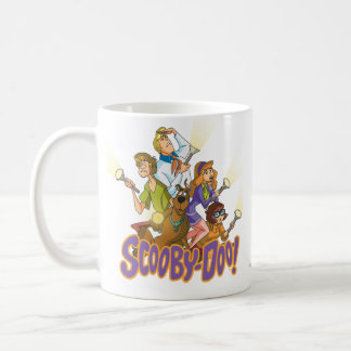 Scooby Doo Create-A-Monster Official Mug
