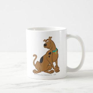 Scooby Doo Cuter Than Cute Pose 12 Basic White Mug
