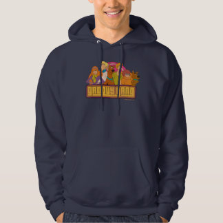 "Scooby-Doo | ""Groovy Gang"" Retro Cartoon Graphic Hoodie"