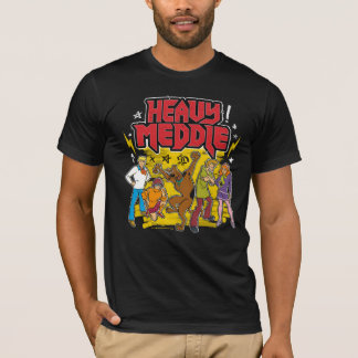 """Scooby-Doo   """"Heavy Meddle"""" Graphic T-Shirt"""