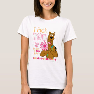 Scooby Doo - I Pick You T-Shirt