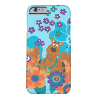 Scooby Doo in Flower Field Barely There iPhone 6 Case