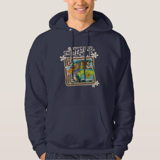"Scooby-Doo | ""It's Lit"" Mystery Machine Graphic Hoodie"