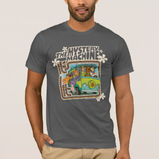 """Scooby-Doo   """"It's Lit"""" Mystery Machine Graphic T-Shirt"""