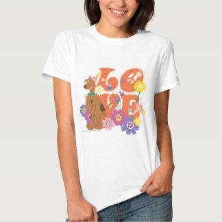 "Scooby Doo ""Love"" Tshirt"