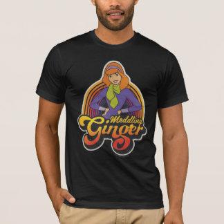 "Scooby-Doo   ""Meddling Ginger"" Daphne T-Shirt"