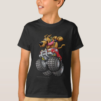 Scooby Doo Monster Truck1 T-Shirt