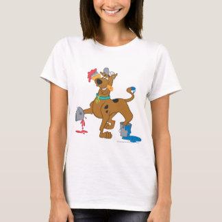 Scooby Doo Paint3 T-Shirt