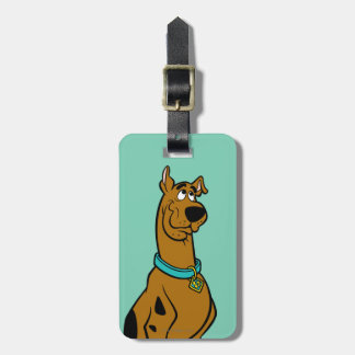Scooby Doo Pose 27 Luggage Tag