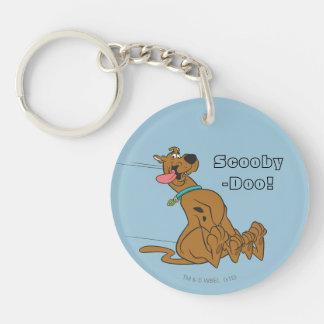 Scooby Doo Pose 47 Key Ring
