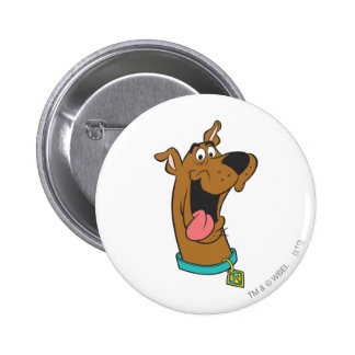 Scooby Doo Pose 49 6 Cm Round Badge