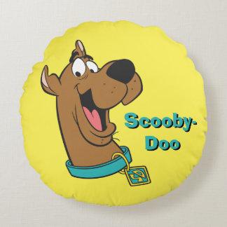 Scooby Doo Pose 85 Round Cushion