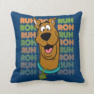 Scooby-Doo Ruh Roh Cushion