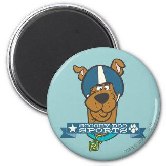 "Scooby Doo ""Scooby-Doo Sports"" Magnet"