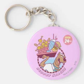 "Scooby Doo ""Scooby Snacks"" Key Ring"