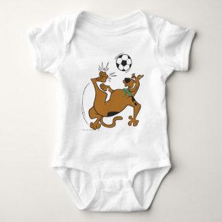 Scooby Doo Sports SDX Pose 6 Baby Bodysuit