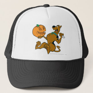 Scooby Halloween 07 Trucker Hat