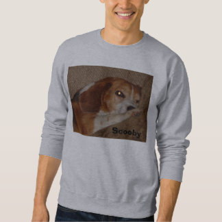 Scooby on Couch Sweatshirt