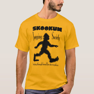 Scookum Jogging Society T-shirt