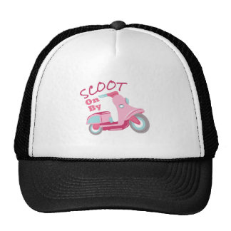 Scoot On By Cap