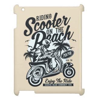 Scooter Beach IPAD/IPAD MINI, IPAD AIR CASE