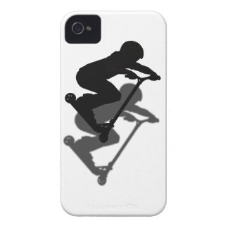 Scooter Boy - Stunt Scooter 5 iPhone 4 Case-Mate Cases