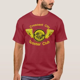 Scooter Club: Crescent City T-Shirt