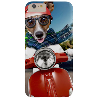 Scooter dog ,jack russell barely there iPhone 6 plus case