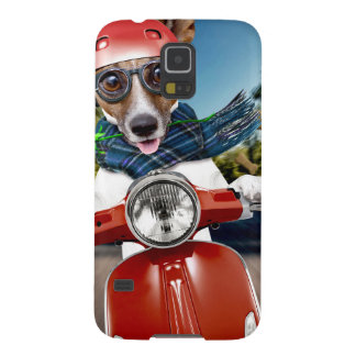 Scooter dog ,jack russell galaxy s5 case