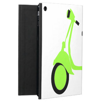 Scooter Green iPad Air Cover