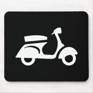 Scooter Pictogram Mousepad