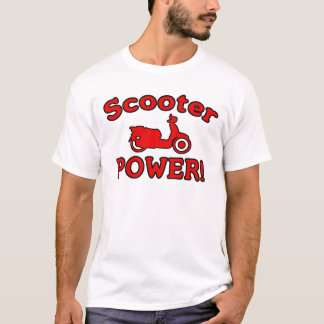 Scooter POWER! T-Shirt