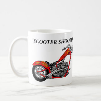 Scooter Scooter Coffee Mug