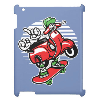 Scooter Skater iPad/iPad Mini, iPad Air Case iPad Cases